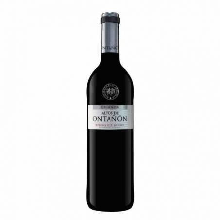 Altos de Ontańón Ribera del Duero Tempranillo  Wino czerwone wytrawne Crianza 2015