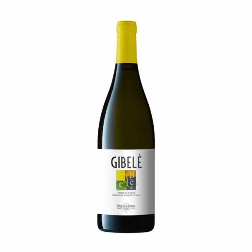 Cantine Pellegrino Gibele Sicilia IGT 2017 wino...