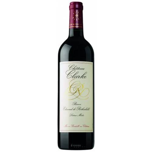 Chateau Clarke Listrac-Medoc Wino wytrawne czerwone...