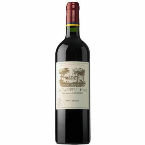 CHATEAU PEYRE-LEBADE Wino czerwone wytrawne HAUT-MEDOC
