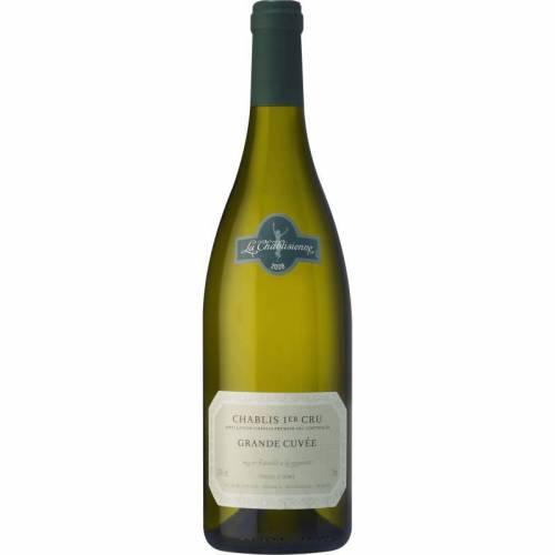 La Chablisienne Montmains wino białe wytrawne...