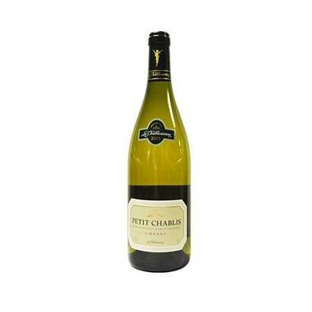 La Chablisienne Vibrant wino białe wytrawne Petit Chablis 2017