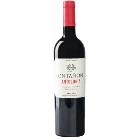 Ontańon Antologia Wino czerwone wytrawne Crianza 2015