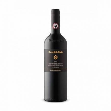 Rocca delle Macie Chianti Classico Wino czerwone wytrawne Riserva 2013