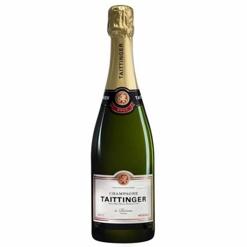 Taittinger Champagne Brut Reserve a Reims Szampan...