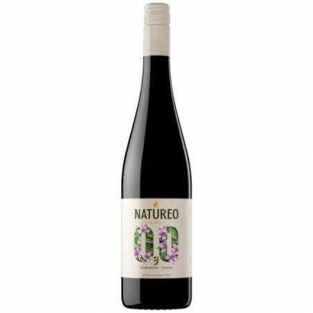 Torres Natureo  Garnacha Syrah 0% wino czerwone bezalkoholowe
