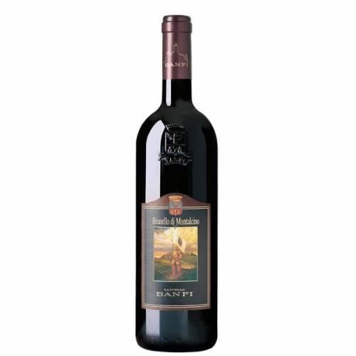 Banfi Brunello di Montalcino DOCG 2015 wino czerwone...
