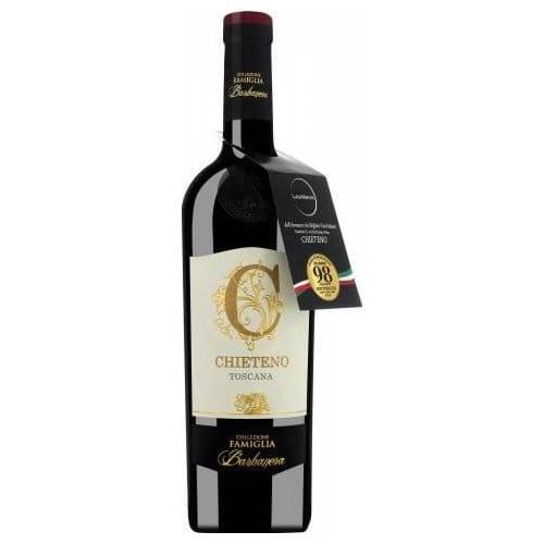 Barbanera  Chieteno Toscana IGT wino czerwone...