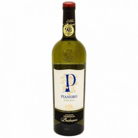 Barbanera  Pianoro Toscana IGT wino białe wytrawne 2019