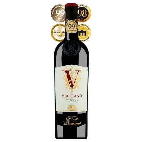 Barbanera  Vecciano Toscana IGT wino czerwone...