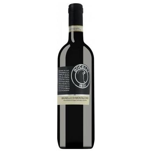 Bocelli Brunello di Montalcino  wino czerwone...