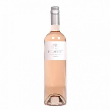 Chateau Pigoudet Rose Premiere wino różowe wytrawne 2020
