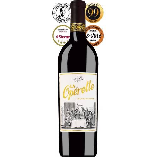 Lafage La Operette IGP wino czerwone wytrawne