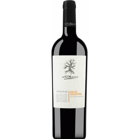 San Marzano I Tratturi Salice Salentino wino czerwone półwytrawne 2018