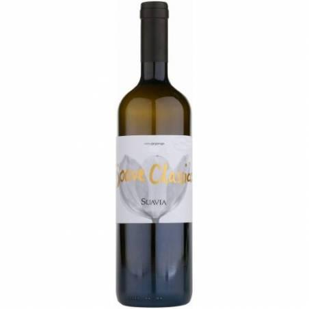 Suavia Soave Classico 100% Graganega DOC wino białe wytrawne 2018