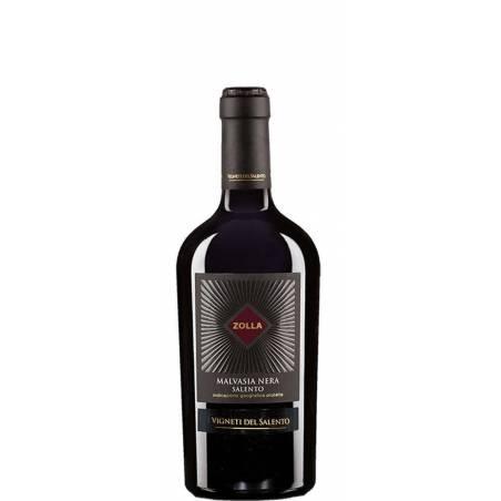 Vigneti del Salento Zolla Salento Malvasia Nera IGP wino czerwone wytrawne 2019