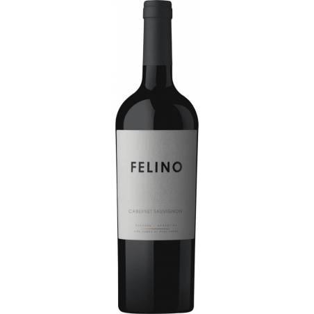 Vina Cobos Felino Cabernet Sauvignon wino czerwone wytrawne 2017